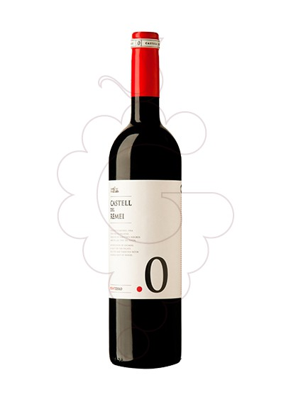 Photo Castell del Remei Punt Zero red wine