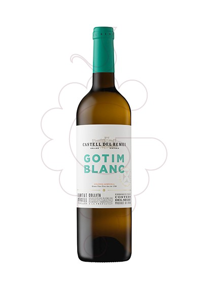 Photo Castell del Remei Gotim Blanc  white wine