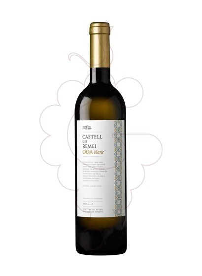 Photo Castell del Remei Oda Blanc white wine
