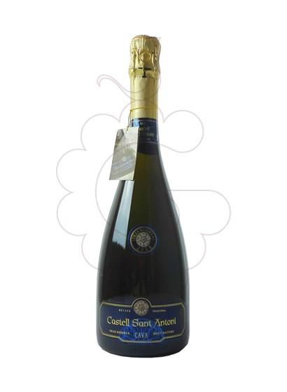 Photo Castell S. Antoni Gran Reserva sparkling wine