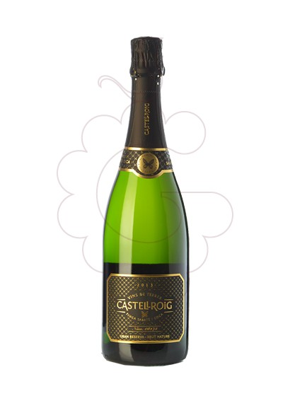 Photo Castellroig Brut Nature sparkling wine