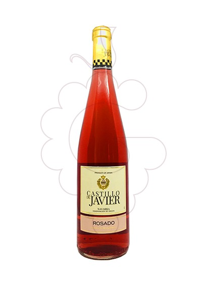 Photo Castillo de Javier Rosat rosé wine
