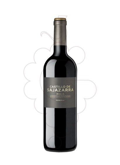 Photo Castillo de Sajazarra Reserva red wine