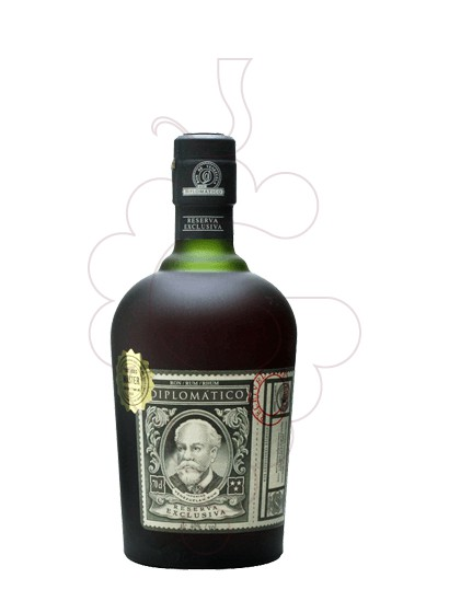 Photo Rum Diplomático Reserva Exclusiva without Box