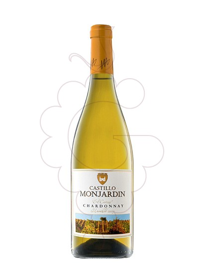 Photo Castillo Monjardin Chardonnay Magnum white wine