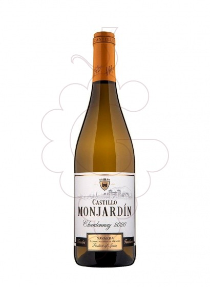Photo Castillo Monjardin Chardonnay white wine