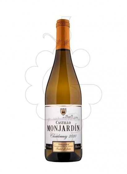 Photo Castillo Monjardin Chardonnay white wine