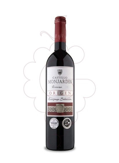 Photo Castillo Monjardin Crianza red wine