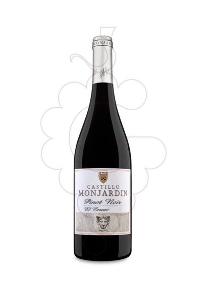 Photo Castillo Monjardin Pinot Noir red wine