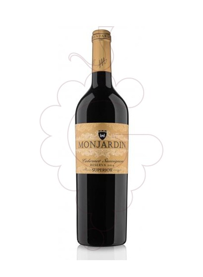 Photo Castillo Monjardin Reserva red wine