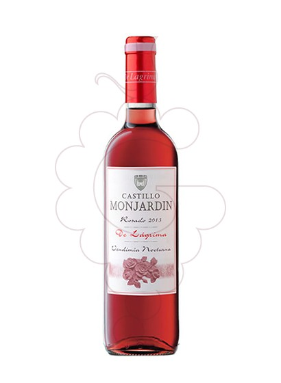 Photo Castillo Monjardin Rosado Magnum rosé wine