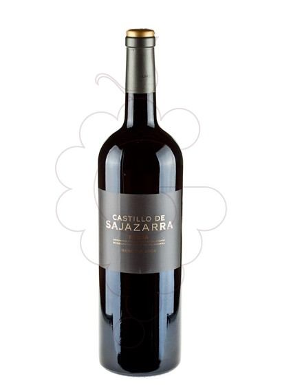 Photo Castillo Sajazarra Reserva Magnum red wine