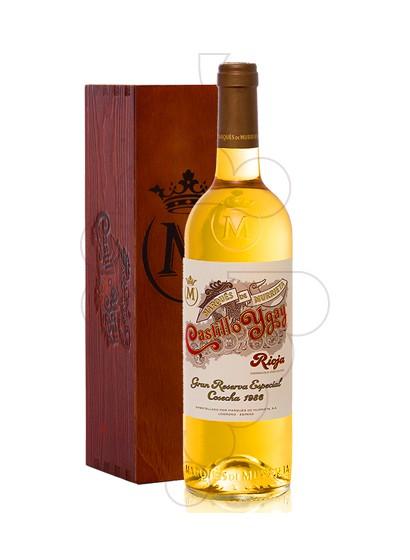 Photo White Castillo Ygay Gran Reserva white wine