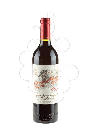Photo Castillo Ygay Gran Reserva red wine