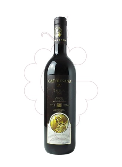 Photo Castresana IV Reserva red wine
