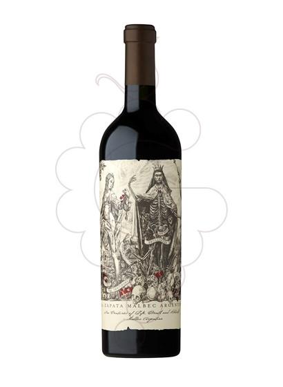 Photo Catena Zapata Malbec Argentino red wine