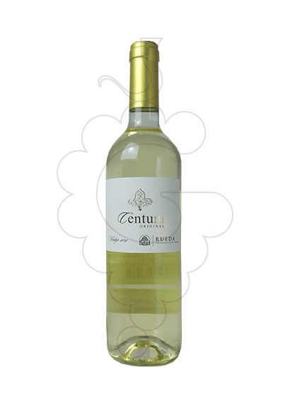 Photo Centum Original Verdejo white wine