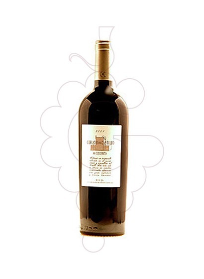 Photo Cerrado Castillo Cuzcurrita red wine