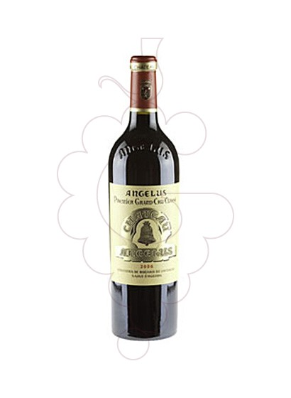 Photo Chateau Angelus  red wine