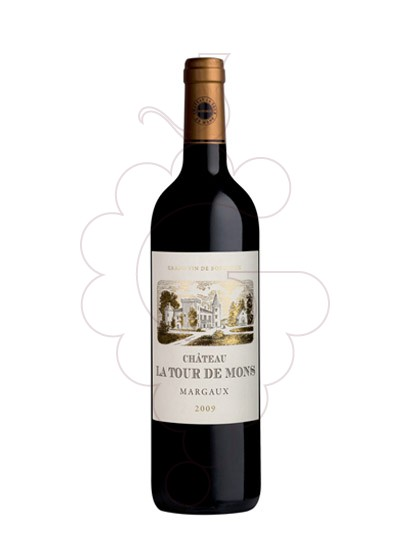 Photo Ch. La Tour de Mons  red wine