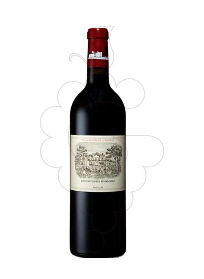 Photo Ch. Lafite Rothschild  red wine