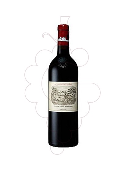 Photo Ch. Lafite Rothschild red wine