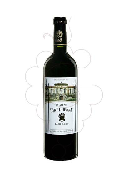 Photo Ch. Léoville Barton  red wine