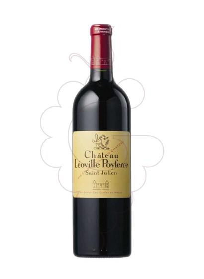 Photo Ch. Léoville Poyferré red wine