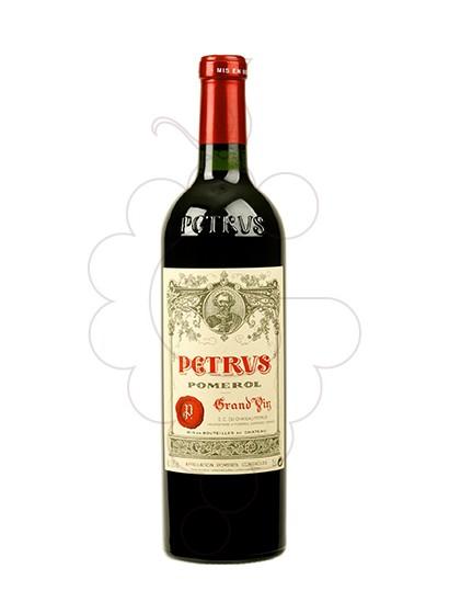 Photo Ch. Petrus  red wine