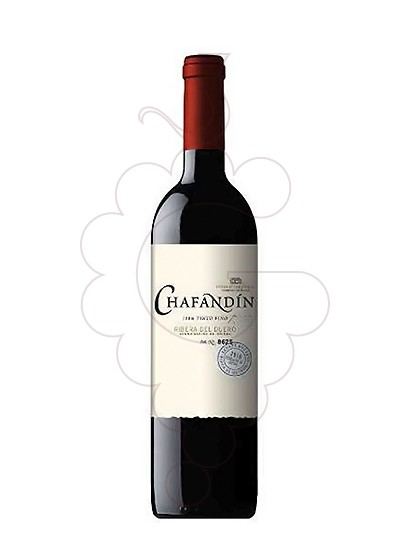Photo Chafandin Tempranillo red wine