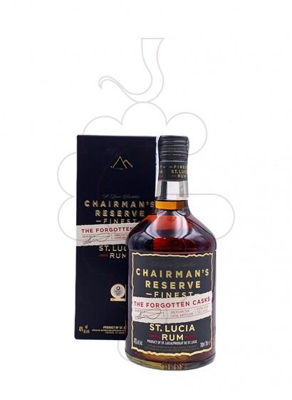 Photo Rum Chairman's Reserve Saint Lucia