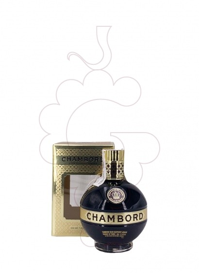 Photo Liqueur Chambord Liqueur Royal