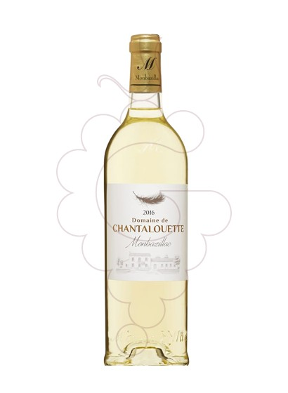 Photo Chantalouette monbazillac 2016 fortified wine