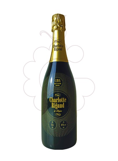 Photo Charlotte Rigaud Reserva Brut Nature sparkling wine