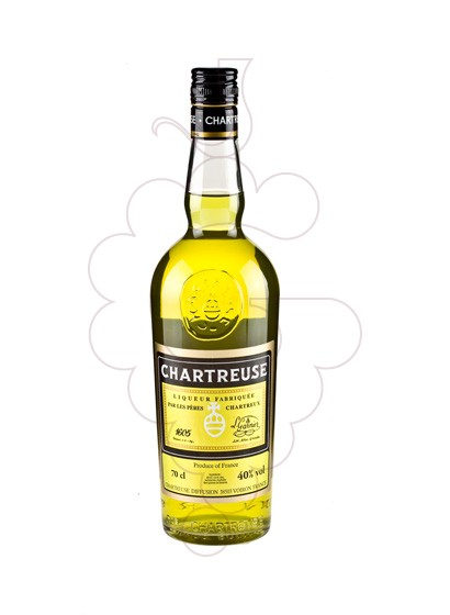 Photo Liqueur Chartreuse Groc