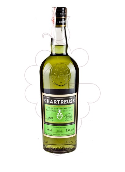 Photo Liqueur Chartreuse Verd