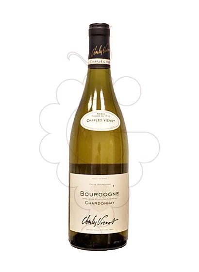 Photo Charles Vienot Bourgogne Chardonnay white wine