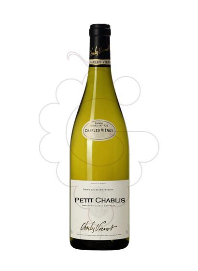 Photo Charles Vienot Petit Chablis white wine
