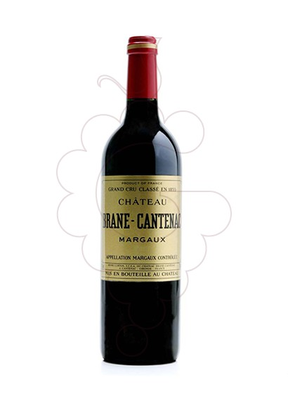 Photo Chateau Brane-Cantenac  red wine