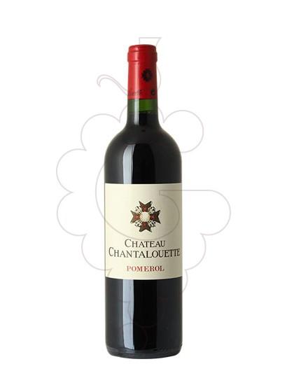 Photo Chateau Chantalouette red wine