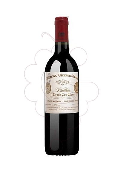 Photo Chateau Cheval Blanc  red wine