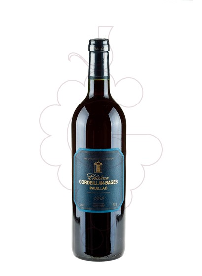 Photo Chateau Cordeillan-Bages red wine