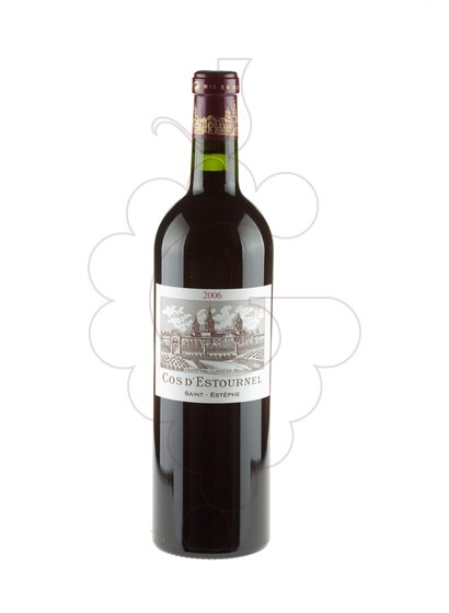 Photo Chateau Cos d'Estournel  red wine