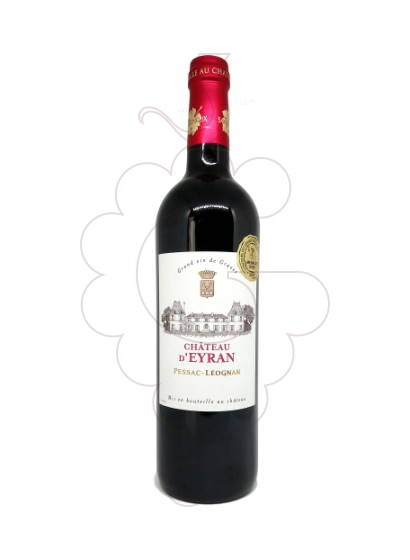 Photo Château d'Eyran red wine