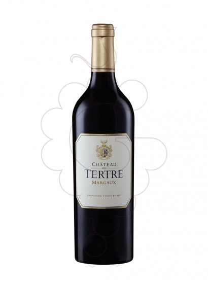 Photo Chateau du Tertre red wine