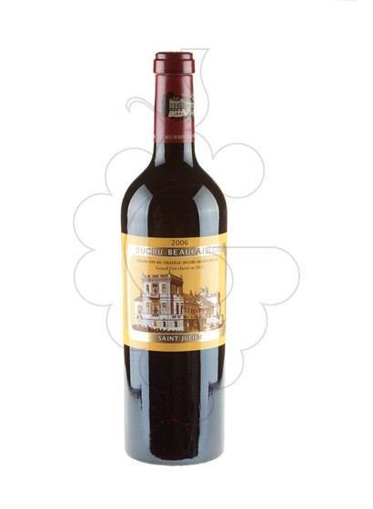 Photo Chateau Ducru Beaucaillou red wine