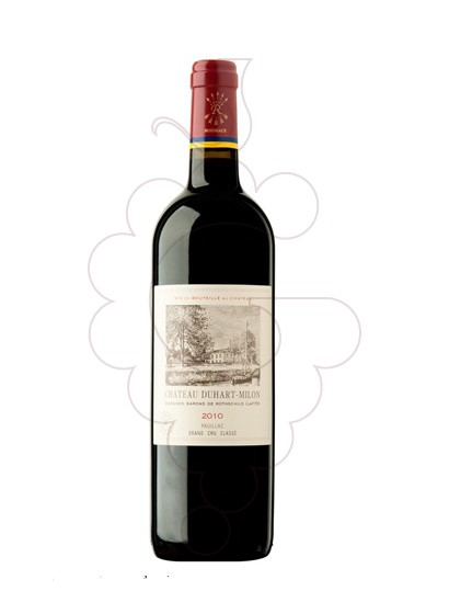 Photo Chateau Duhart-Milon  red wine