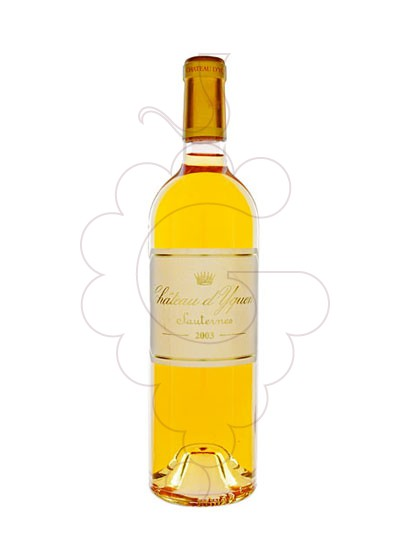 Photo Chateau d'Yquem  fortified wine
