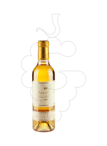 Photo Chateau d'Yquem (mini)  fortified wine