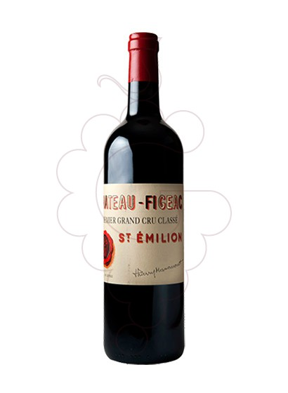 Photo Chateau Figeac red wine
